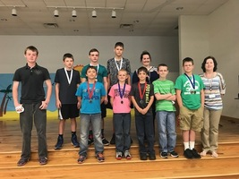 STEM Awards for Pleasant View Students