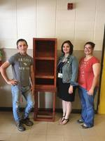 EAST & Agri - High School Food Pantry