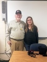 Veterans Visit Pleasant View