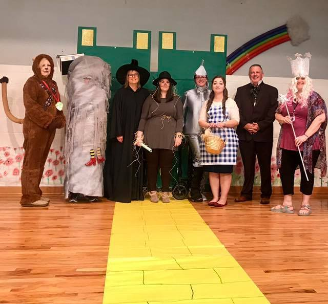 Pleasant View performs Oz for ACT Aspire